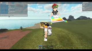 making new BTS army friends on Roblox XD