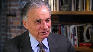 "Ralph Nader on Obama, Hillary Clinton, and their ""total support"" of war and empire"
