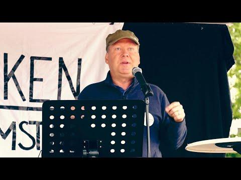 MAX OTTE - Seine Rede bei der Demo in Darmstadt