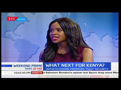 What next for Kenya? NASA's five-point declaration