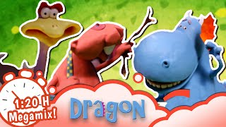 Dragon: Extra Long Episode 1 | WikoKiko Kids TV