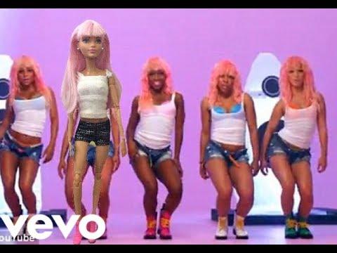 Nicki Minaj - Super bass ( Doll Stopmotion Music Video)