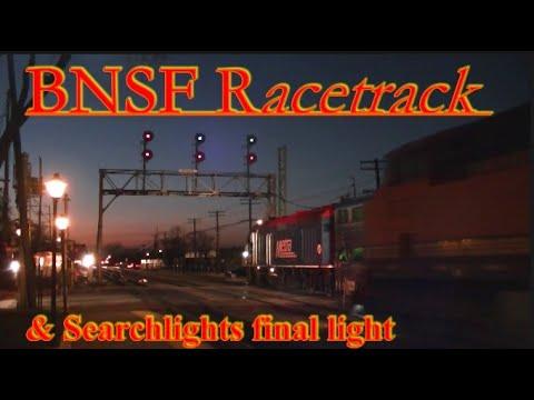 BNSF Racetrack
