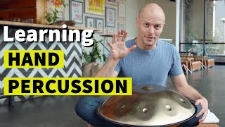 "What I'm Currently Learning (Or, ""The Joys of Handpan Music"") 