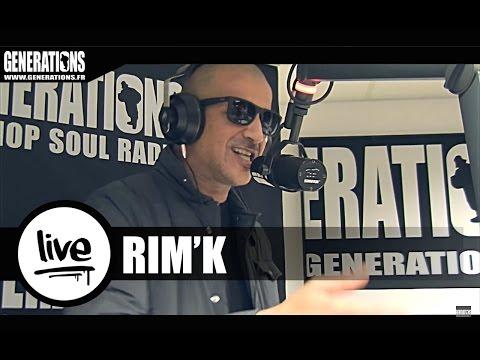 Rim'K - Cellophané (Exclu en live des studios de Generations)
