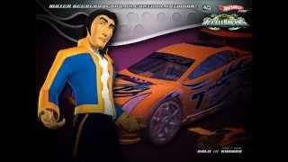 Hot Wheels Acceleracers - Nolo Passaro Theme screenshot 4