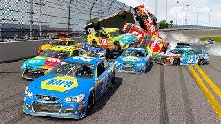 Trecherous Turn 4! | Forza Motorsport 7 | NASCAR