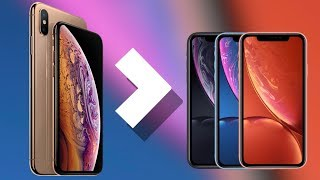 XS and XS Max might actually be outselling the XR...