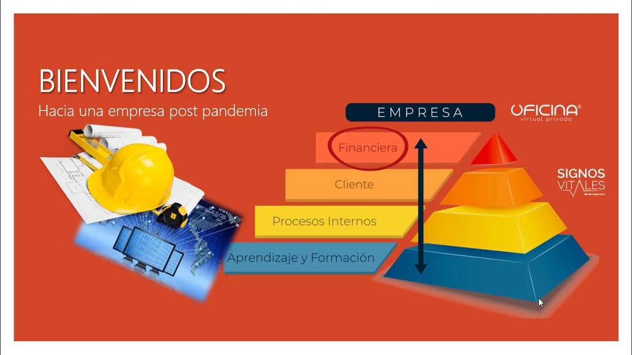 Postpandemia y empresas constructoras