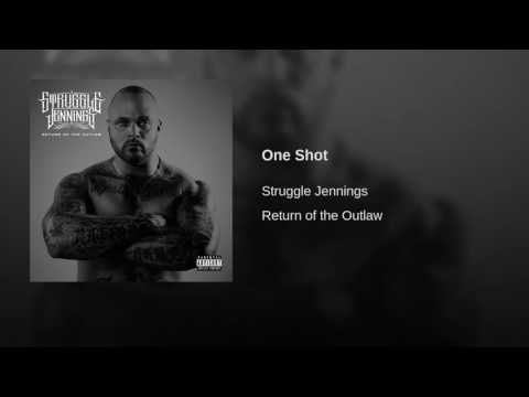 "Struggle Jennings - ""One Shot"" (Audio)"