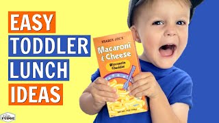 EASY lunch ideas for PICKY eaters 👶 Bunches Of Lunches