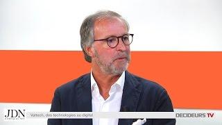 Stéphane Amis, Valtech - Des technologies au digital !