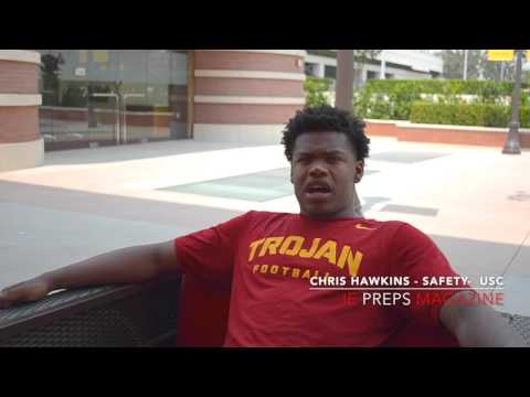 Interview with Chris Hawkins of USC