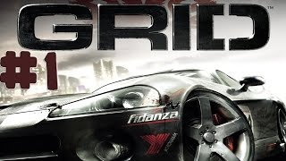 Race Driver: GRID - Walkthrough - Part 1 - Prologue (PC) [HD]