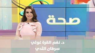 د. نغم القرة غولي - سرطان الثدي