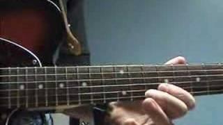 Jazz Guitar - Chromatic Lick Lesson