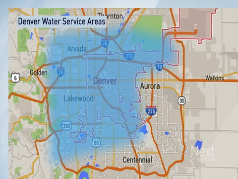 Denver Water Is 'nudging' People To Conserve