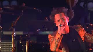 Panic! At The Disco Live @ KROQ's Weenie Roast 2018 (Full Set)_Full-HD