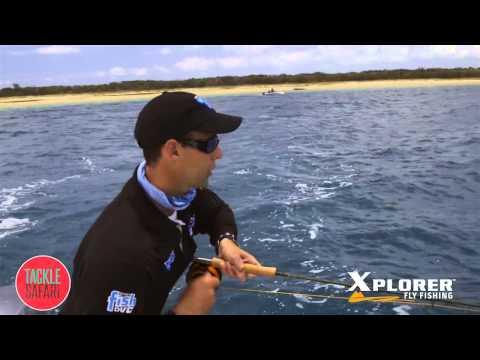 Tackle Safari Saltwater Flyfishing - Marlin On Fly