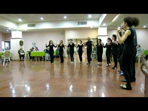 Tamzara Armenian Folk Dance By Gagik Ginosyan Students