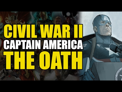 How Evil Is Hydra Captain America? (Marvel NOW 2.0 Captain America Steve Rogers: The Oath)