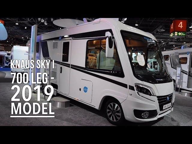 Knaus Sky I 700 LEG - 2019 model