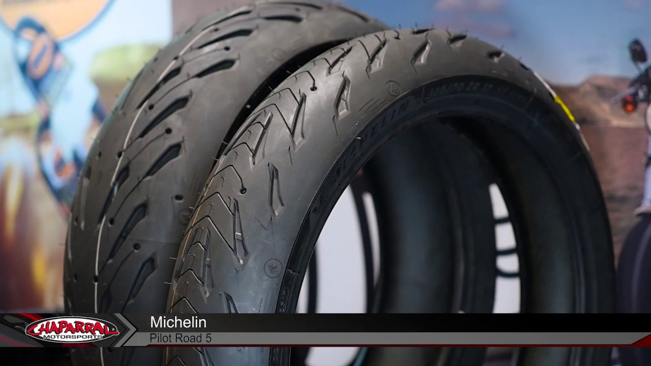 Michelin Pilot Road 5 Tire Overview Youtube