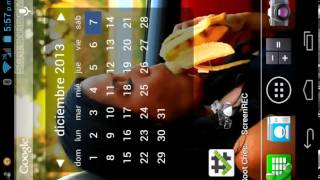 Live Wallpaper Banana Girl Android