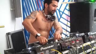 Ben ammar wael @ downtown pool party hammamet