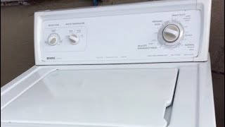 Whirlpool Washer Won't Agitate or Spin (FIXED)