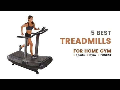 5-best-treadmills-for-home-gym---the-best-treadmills-for-2019