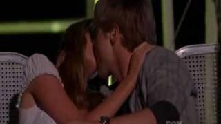O.C. - Ryan and Marissa's first kiss