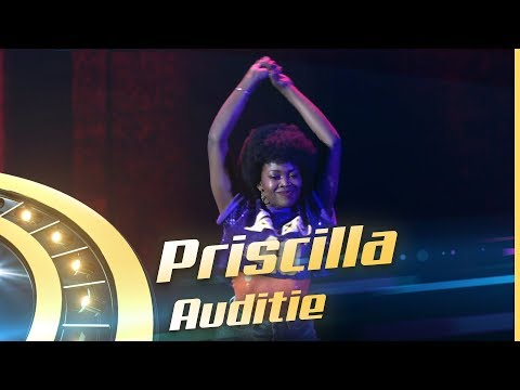 PRISCILLA - Dura  DanceSing  Audities