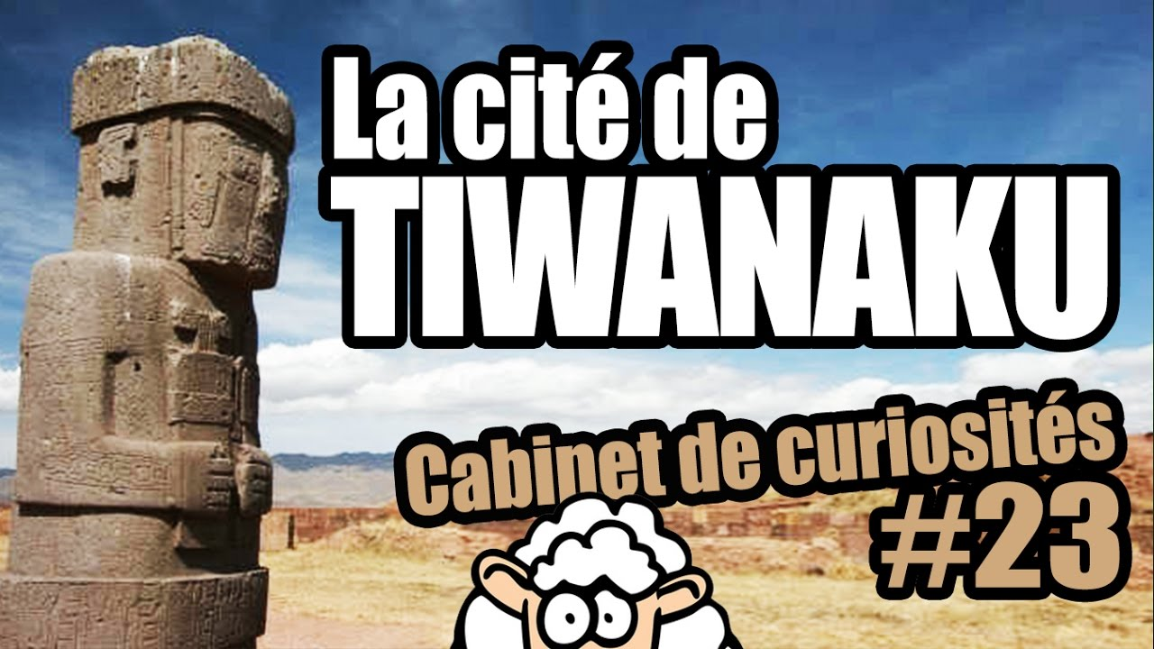 la cit de tiwanaku cabinet de curiosit s 23 youtube. Black Bedroom Furniture Sets. Home Design Ideas