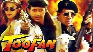 Aaya Toofan | Mithun | Aditya Pancholi | Manvi | Full Hindi Movie