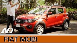 Fiat Mobi - ¿Será el primer auto de agencia que todos buscan?