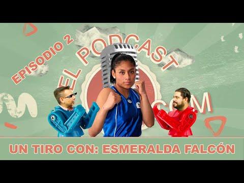 """Ep. 2 """"Un tiro con Esmeralda Falcón"""""""