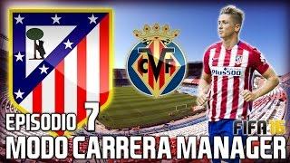 """FIFA 16: MODO CARRERA MANAGER AT.MADRID #7 """"DON PENALES!"""""""