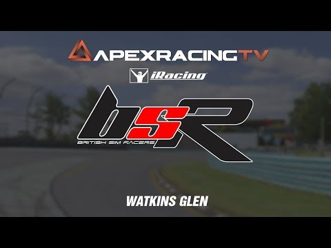 iRacing: 2018 BSRTC Pro Series - Watkins Glen - Round 29