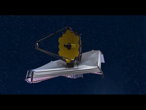 Tout sur le James Webb Space Telescope