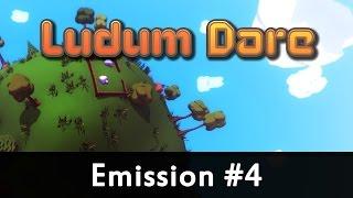 Ludum Dare - #4 : Un peu fou mais assurément cool !
