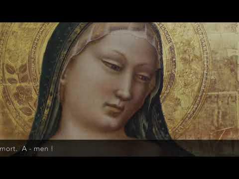 Marie - 3e méditation