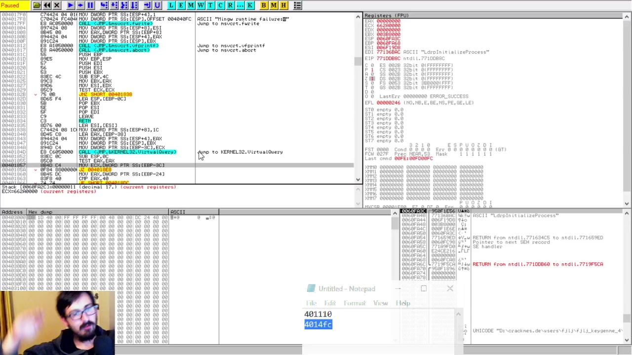 Reverse Engineering    Lets take s**t apart!