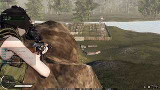 Infestation The New Z.Survival Mod.Шпили-вилим лутарей на камп сплинтер.