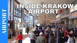 krakow airport terminal map Krakow Airport Terminal 1 Tour Krakow International Airport krakow airport terminal map