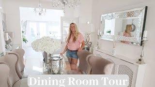 Dining room tour 2018 Toni Interior