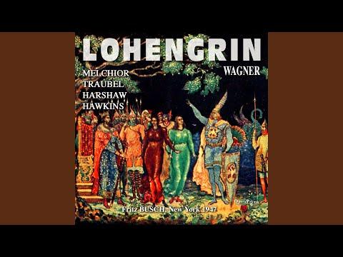 Lohengrin, Act II: