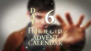 Angel Coulby shares a secret about Bradley James | Day 6 | Merlin Advent Calendar
