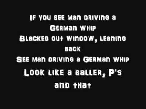 Meridian Dan - German Whip (ft. Big H and JME) Lyrics