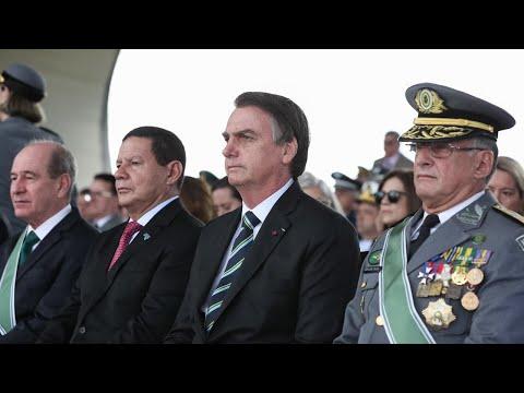 Qual seria o futuro do Exército Brasileiro sem Bolsonaro? O que está acontecendo com os exércitos?